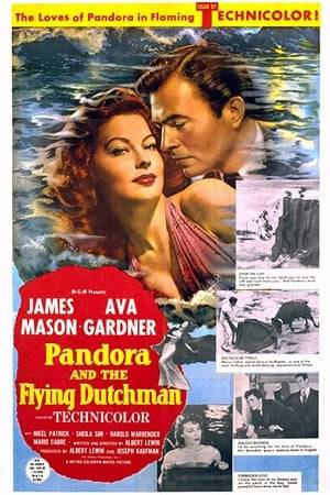 Watch Pandora and the Flying Dutchman Online