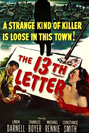 Watch The 13th Letter Online