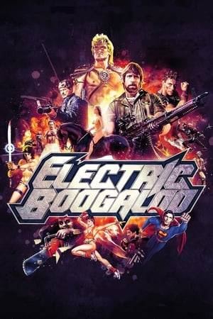 Watch Electric Boogaloo: The Wild, Untold Story of Cannon Films Online
