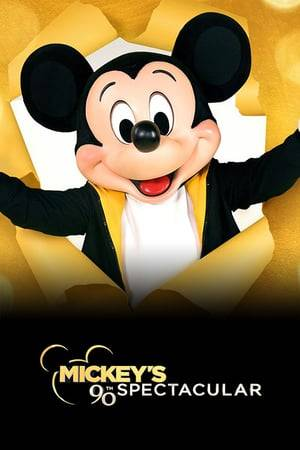 Watch Mickey's 90th Spectacular Online