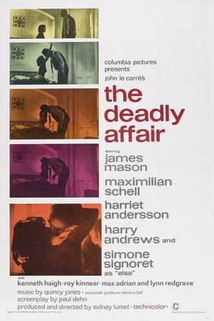 Watch The Deadly Affair Online