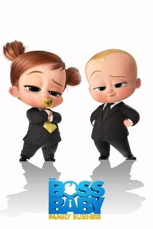 Watch The Boss Baby: Family Business Online