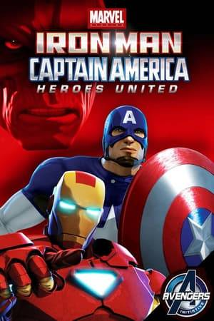 Watch Iron Man & Captain America: Heroes United Online