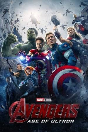 Watch Avengers: Age of Ultron Online