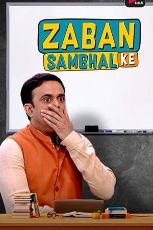 Watch Zaban Sambhal Ke Online