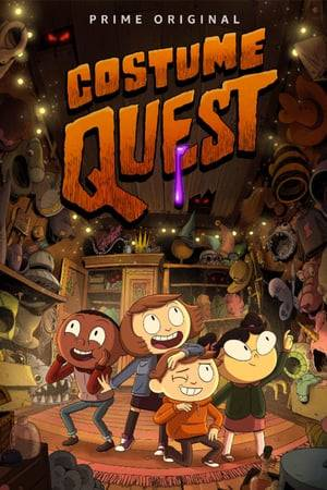 Watch Costume Quest Online