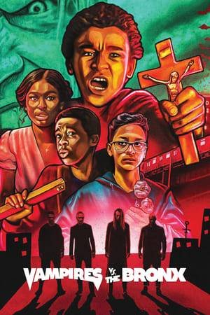 Watch Vampires vs. the Bronx Online