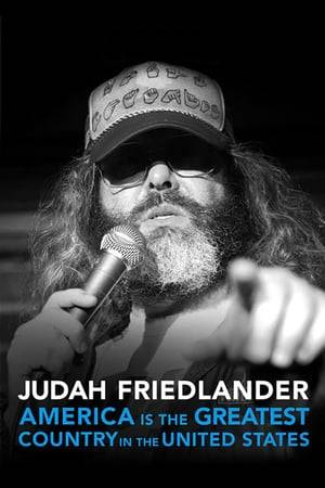 Watch Judah Friedlander: America Is the Greatest Country in the United States Online