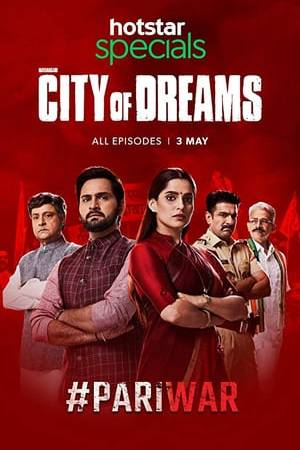Watch City of Dreams Online
