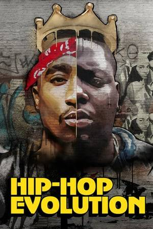 Watch Hip Hop Evolution Online