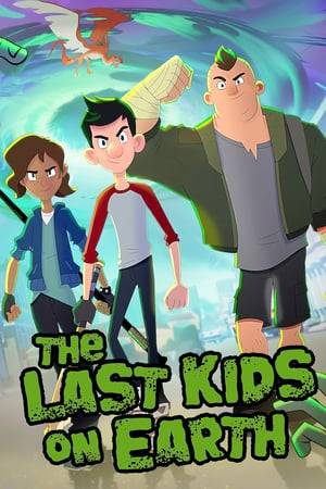 Watch The Last Kids on Earth Online