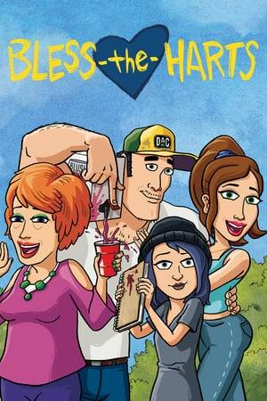 Watch Bless the Harts Online