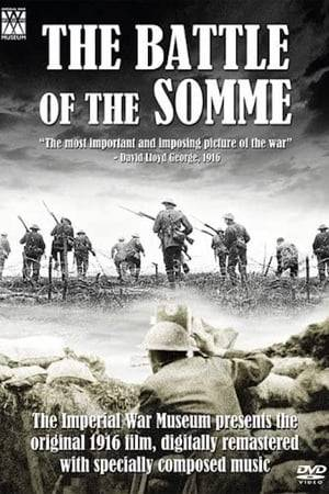 Watch The Battle of the Somme Online