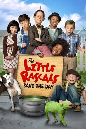 Watch The Little Rascals Save the Day Online