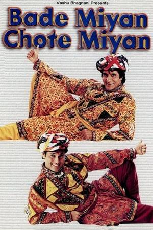 Watch Bade Miyan Chote Miyan Online