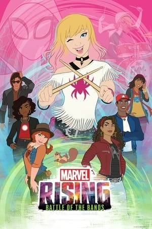 Watch Marvel Rising: Battle of the Bands Online