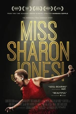 Watch Miss Sharon Jones! Online