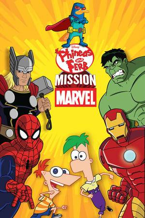 Watch Phineas and Ferb: Mission Marvel Online