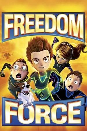Watch Freedom Force Online