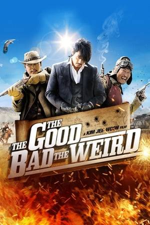Watch The Good, The Bad, The Weird Online