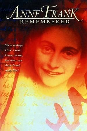 Watch Anne Frank Remembered Online