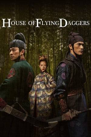 Watch House of Flying Daggers Online