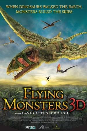 Watch Flying Monsters 3D Online