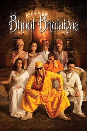 Watch Bhool Bhulaiyaa Online