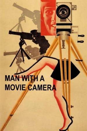 Watch Man with a Movie Camera Online