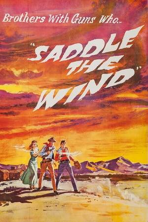 Watch Saddle the Wind Online