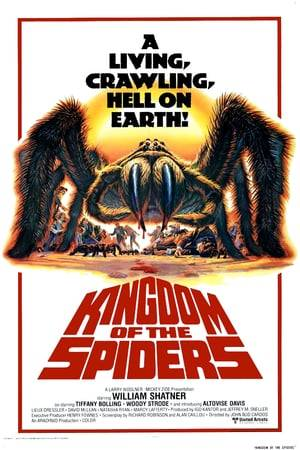 Watch Kingdom of the Spiders Online
