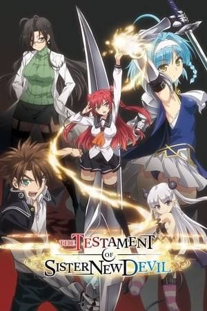 Watch The Testament of Sister New Devil Online