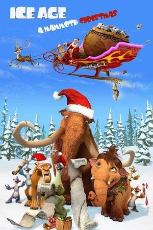 Watch Ice Age: A Mammoth Christmas Online