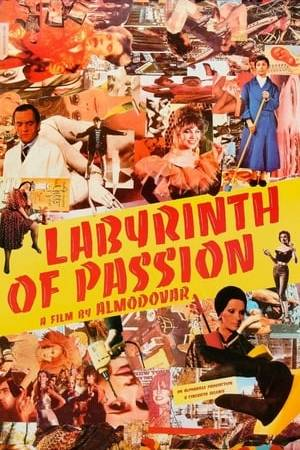 Watch Labyrinth of Passion Online