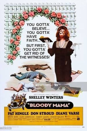 Watch Bloody Mama Online