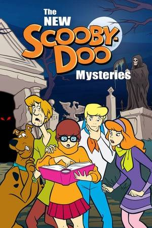 Watch The New Scooby-Doo Mysteries Online