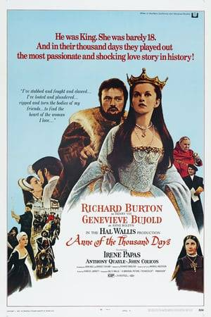 Watch Anne of the Thousand Days Online