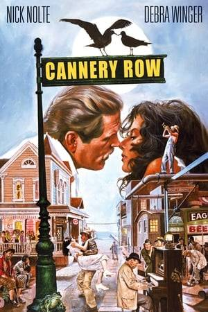 Watch Cannery Row Online