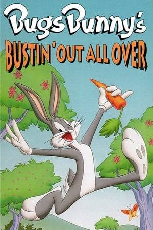 Watch Bugs Bunny's Bustin' Out All Over Online