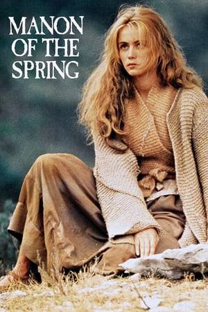 Watch Manon of the Spring Online
