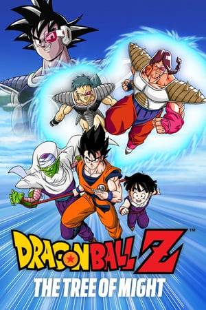 Watch Dragon Ball Z: The Tree of Might Online