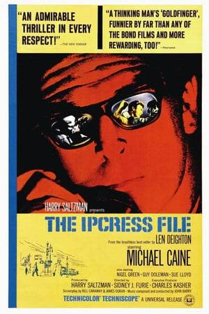 Watch The Ipcress File Online