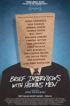 Watch Brief Interviews with Hideous Men Online