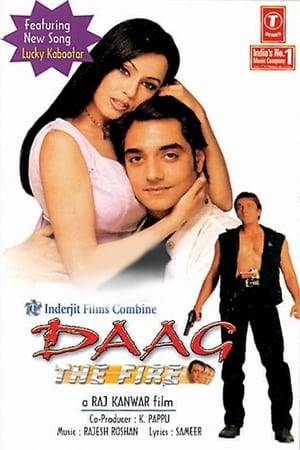 Watch Daag: The Fire Online