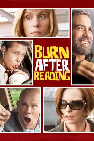 Watch Burn After Reading Online