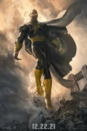 Watch Black Adam Online