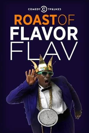 Watch Comedy Central Roast of Flavor Flav Online