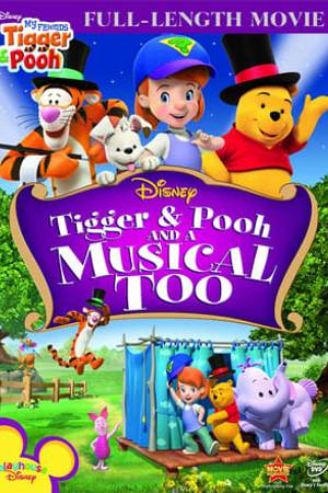 Watch Tigger & Pooh and a Musical Too Online