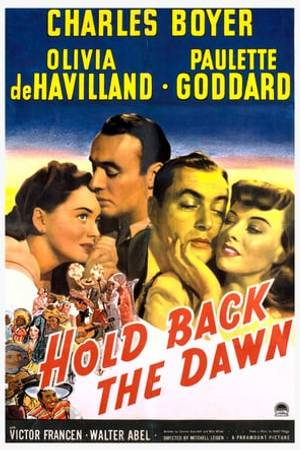 Watch Hold Back the Dawn Online