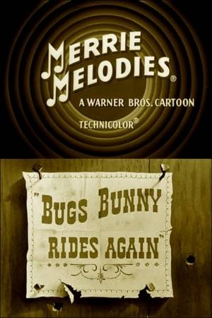 Watch Bugs Bunny Rides Again Online